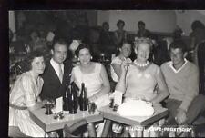 Austria KITZBUHEL Cafe Praxmair 1950s? RP PPC