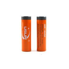 2X3000mAh/3600mAh 18650 3.7V Rechargeable Li-ion Battery Flashlight Electric UK