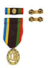 Medaille und/oder Bändchen Dosb Gold Patent Militär Sportivo Deutsch