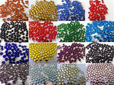 Korean DMC Hotfix Hot Fix SS16 20 4 5mm Iron On Rhinestones Crystal Flatback