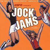Various Artists, ESPN Presents: Jock Jams, Volume 1, Excellent