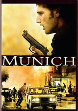 Munich (Full Screen Edition) Eric Bana, Geoffrey Rush, Daniel Craig, Ciaran Hin