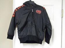 Boy's Ecko Jacket/Coat Black Wool-Liked Lining Reatil $64 now 1/2 0ff
