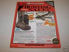 2006 SPORTSMANS GUIDE hunting catalog