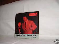 """MARIO LANZA """" GRANADA -  MAMMA MIA CHE VO' SAPE' """" ITALY'57"""