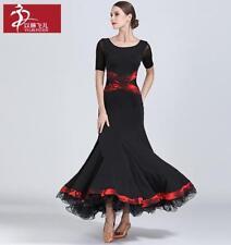dbb8ad7576a9 2018 NEW Latin Salsa Cha cha Tango Ballroom Dance Dress #S9037
