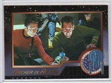 Star Trek Enterprise Season 4 AIA9 Archer in Action card