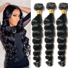 Brazilian(Loose Wave) 150g 3Bundles Virgin 100% Human Hair Weave Weft Extensions