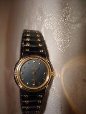 Mini Concord La Costa Ladies 18K Gold Stainless Watch