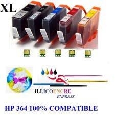 Cartouche encre compatible Hp 364 pour imprimante Photosmart 5510 5515 5520
