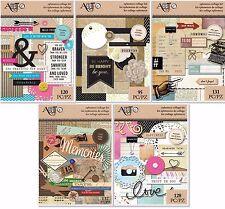 Art C Ephemera Collage Kit - Family 24297 for sale online | eBay