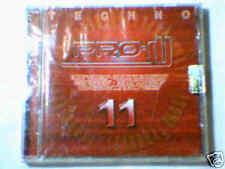 CD TECHNO PRO-DJ 11 TUNEBOY ZAPPAMAN CITIZEN TATAROLA