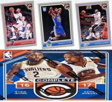 2016-17 Panini Complete Silver Parallel Set Singles NBA Basketball Card #201-400