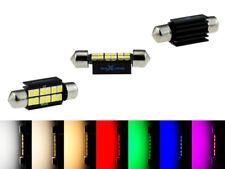 MaXlume® 12xSMD 2835 CAN-Bus LED Soffitte 36mm 720LM C5W Sockel 12V 24V 7 Farben