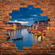 Adhesivo de Pared Trampantojo Trampantojo Venecia Ref 824