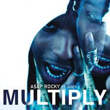 A$AP Rocky - Multiply Album Cover Poster Giclée
