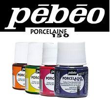 Pebeo Porcelaine 150 Paints 45ml Bottle