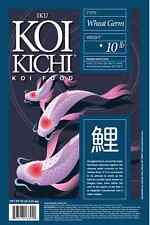 Koi Kichi Wheat Germ Formula - Cool Temperature Food for Koi and Ornamental Fish