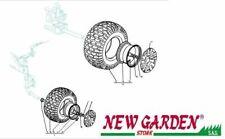 Exploded view drawing wheel 40 3/16in XT165HDE mower lawn mower CASTELGARDEN