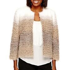 NEW - a.n.a® Ombré Faux-Fur Jacket - Sz M, L, XL
