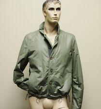 $1310 New Authentic GUCCI Mens Jacket w/Padding EU 60/US 50/ 4XL, Green 256634
