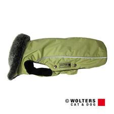 Wolters Hunde Winterjacke Amundsen limone, diverse Größen, NEU