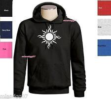 Tribal Sun Tattoo  Symbol  Sweatshirt Hoodie SZ S-3XL