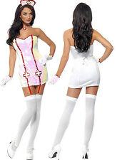 Smiffy's 29103 Nurse Dazzle Adult Halloween Costume Cosplay NEW USA