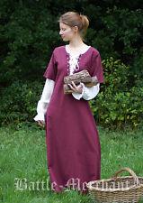 "Battle Merchant Überkleid ""Sanne"" Mittelalterkleid Kleid Mittelalter LARP S-XL"