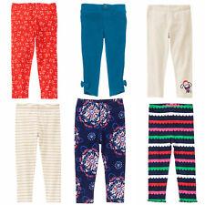 2ec0def6197333 Gymboree Girl Bottoms - Leggings, Knit Pants 3 6 18 24 2T 3T 4T 5T