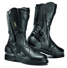 Sidi Armada Goretex Negro Moto Botas Touring + Gratis calcetines nuevos