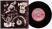 "REVILLOS ~ MOTOR BIKE BEAT / NO SUCH LUCK ~ 1980 UK 7"" SINGLE + P/S"