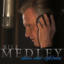 Bill Medley  - Damn Near Righteous - Cd