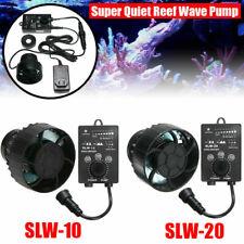 Mini Jebao Marine SLW-10 SLW-20 Wireless Wave Maker Aquarium Pump Reef Tank