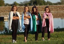 NEW girl child hooded cape witch vampire princess renaissance Halloween costume