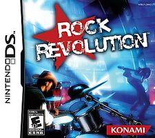 Rock Revolution (Nintendo DS, 2008)