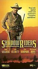 The Shadow Riders (VHS, PG) Tom Selleck, Sam Elliott, Ben Johnson-Free Shipping