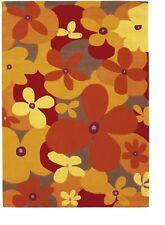Arte Espina Tapis JOY fleur orange 205-28 NEUF