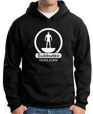Felpa Subbuteo Hooligans TUM0136 con cappuccio Casual Ultras Table Football Old