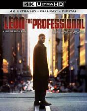 LÉOn The Professional New 4K Ultra Hd Blu-Ray