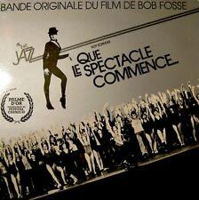 ROY SCHEIDER que le spectacle commence.. BOB FOSSE LP++