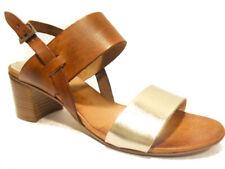 Silko 16/50 sandalo tacco baso donna sandal low heel woman made in italy