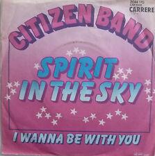 "7"" 60s CV 1979 ! CITIZEN BAND : Spirit In The Sky /VG+"