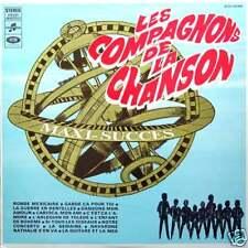 LES COMPAGNONS DE LA CHANSON Maxi-succès LP
