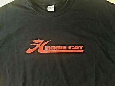 Hobie Cat Screen Printed T-Shirt 6 oz.100% Pre-Shrunk Cotton Short Sleeves