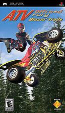 ATV Offroad Fury Blazin' Trails UMD PSP GAME SONY PLAYSTATION PORTABLE