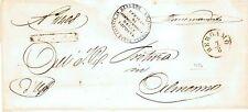 Franchigia 1856 da Bergamo 7.8 per Almenno con bollo