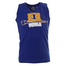 Champion Kids TShirt Training Sports Fashion Running Boys Sleeveless 304892 New