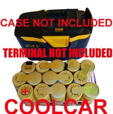 Battery Repacking Pack For GMC 24V 1G24B1HR GTX2450K 2.0Ah Ni-cd NEW