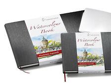 Hahnemuhle Watercolour Paper Book 200gsm 30 Sheets - Fine Landscape - A6 A5 A4